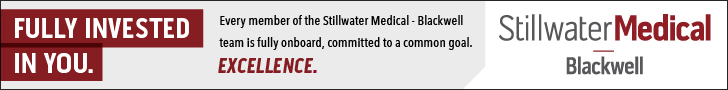 Stillwater Medical - Advertisement