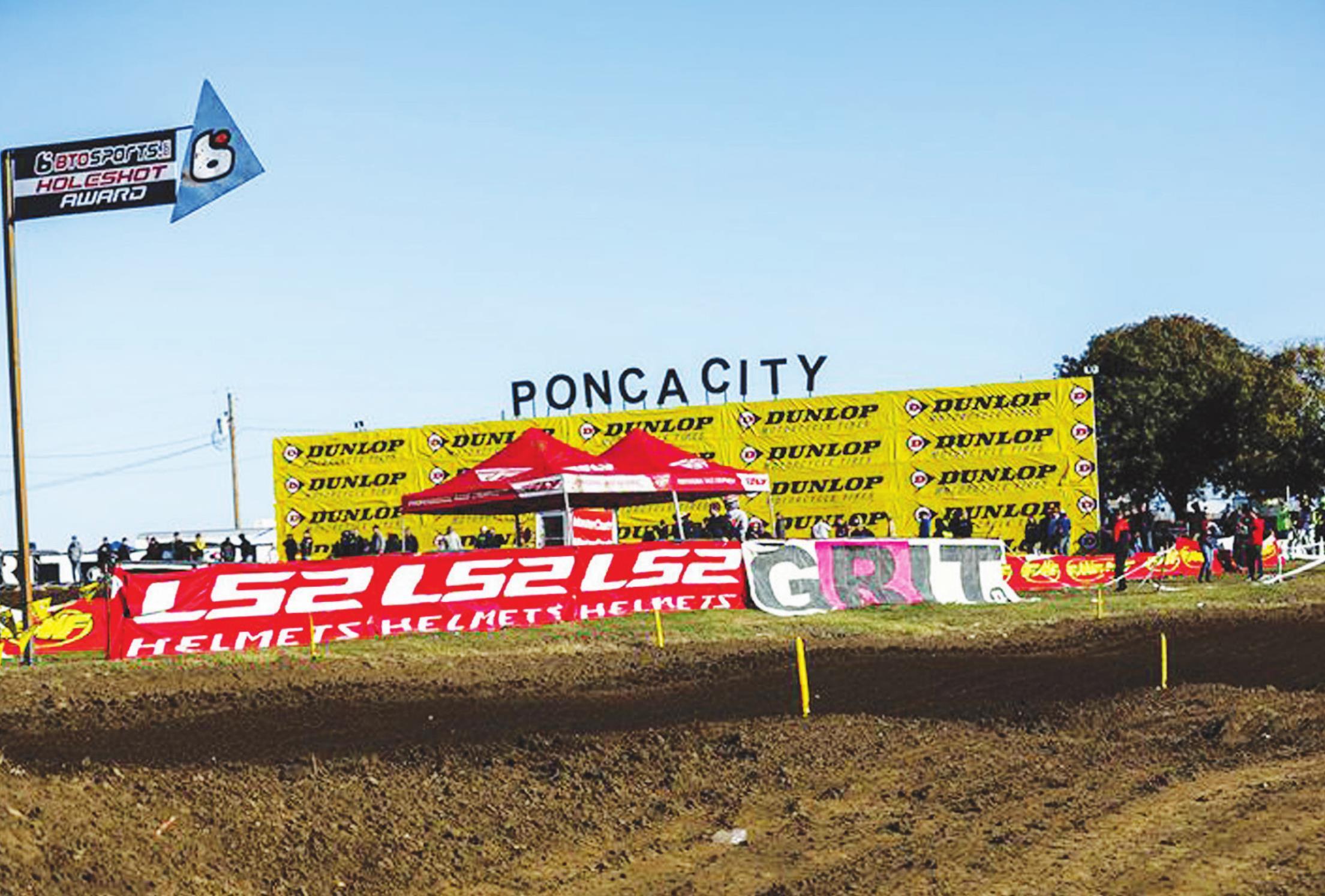 City Will Host Motocross Event Ponca City News