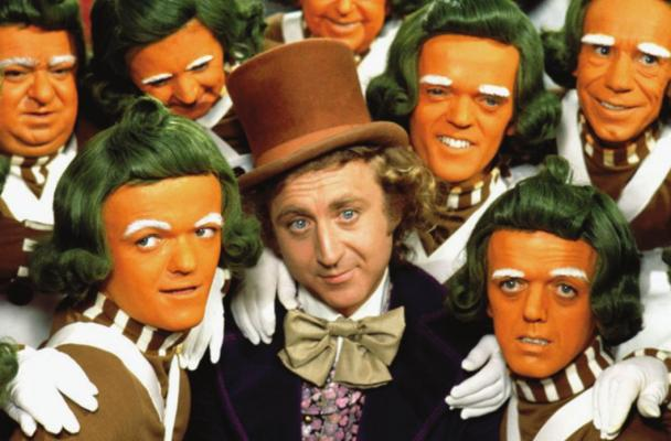 June 15, 1971 - GENE WILDER in 'Willy Wonka and the Chocolate Factory'. (Moviestore/Entertainment Pictures via ZUMA Press)