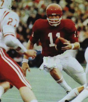 "JACK MILDREN was the Oklahoma Sooners quarterback in the 1971 ""Game of the Century"" with Nebraska."