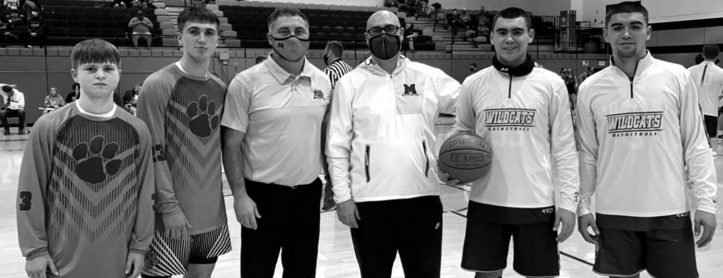 Former Cowley basketball players now excelling as high school coaches