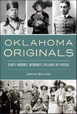 "JONITA MULLINS, author of ""Oklahoma Originals"" will speak at the Pioneer Genealogical Society meeting on Tuesday night."
