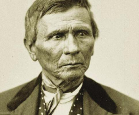 TRIBAL HISTORIANS say Black Beaver played a major role in the success of the Civil War and was vital to the survival of the Delaware Tribe.