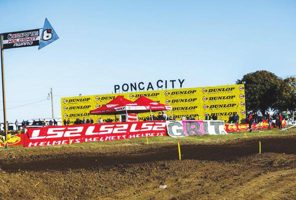 PONCA CITY'S Jack Blevins Motocross Park on West Prospect has been chosen to host a regional qualifier for the Loretta Lynn National on June 12-14.
