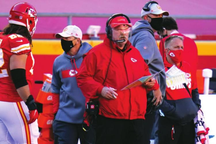 Chiefs aim for payback for Raiders' victory lap on Sunday