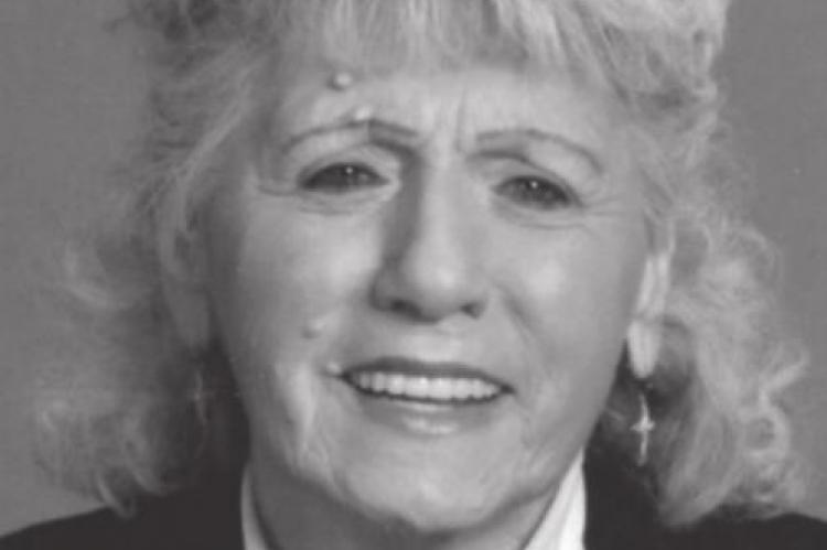 Anna Margaret Helton