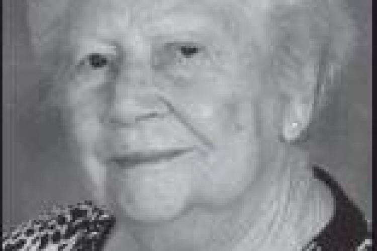 Edna Louise (Marrs) Bishop