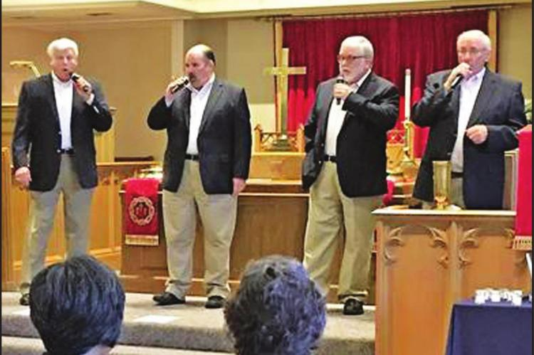 THE NEW TULSANS quartet will be appearing at the Ponca City Gospel Jubilee Sept. 19th at 6:30 p.m. The New Tulsans are a Southern Gospel Quartet made up of Christian men who love to sing about Jesus and have been singing Southern Gospel music for many years. The New Tulsans Quartet was started a couple of years after the Tulsans Mus Quartet was retired by two of the former members of that group.