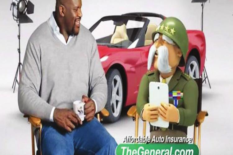 SHAQUILLE O'NEAL has endorsed 50 products over his advertising career. His promotion of various products have pushed his wealth to an estimated $400 million. His lovable personality makes him a commercial natural.