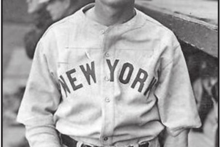 WILCY MOORE had a good World Series in 1927 as part of the greatest New York Yankee team ever assembled. The Yankees swept Pittsburgh in four games that year.