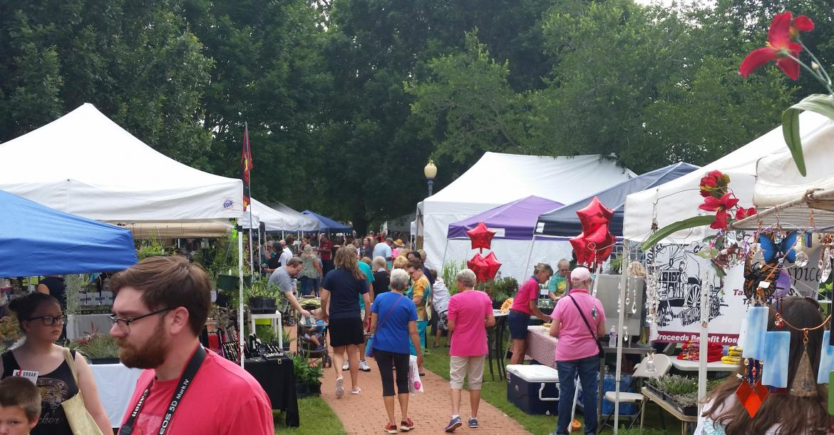 Ponca City Herb Festival